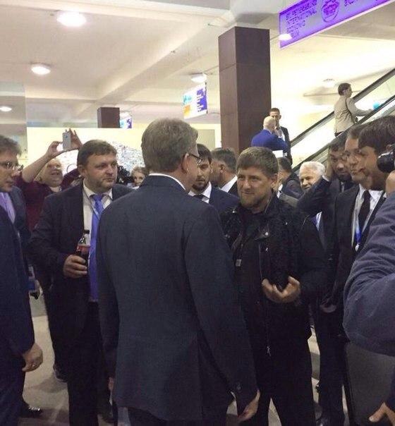 Рамзан Кадыров доктор экономических наук
