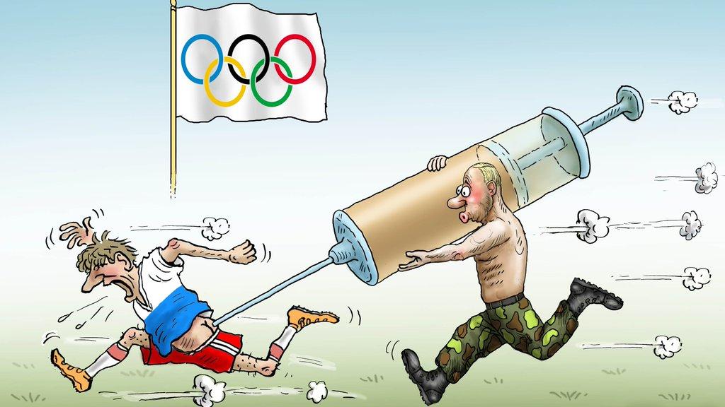 Допинговый скандал в России