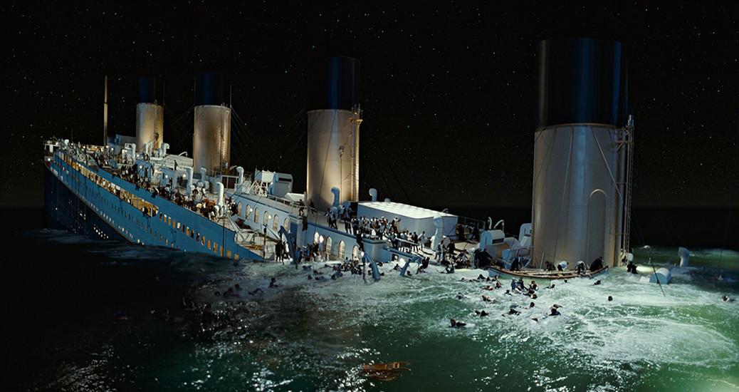 """Происходящее даёт нам шанс увидеть круиз """"Титаника"""","""