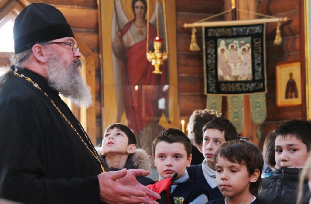религия,православие в школе