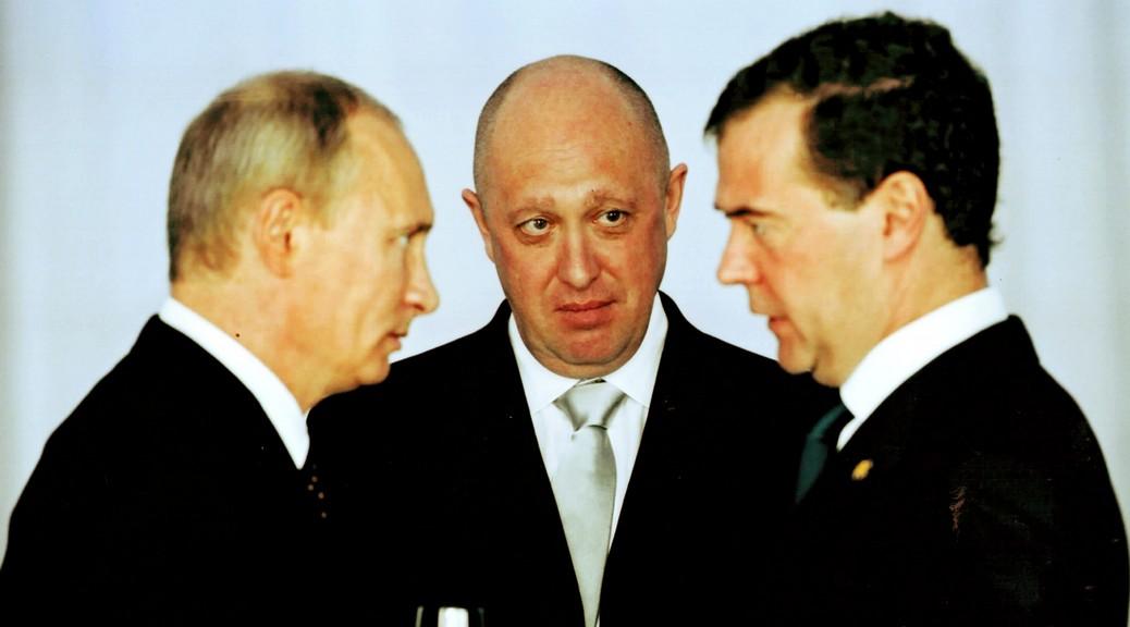 Евгений Пригожин, Путин, Коррупция