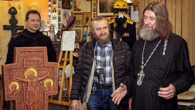 Православный священник Федор Конюхов собрался опуститься в Марианскую впадину