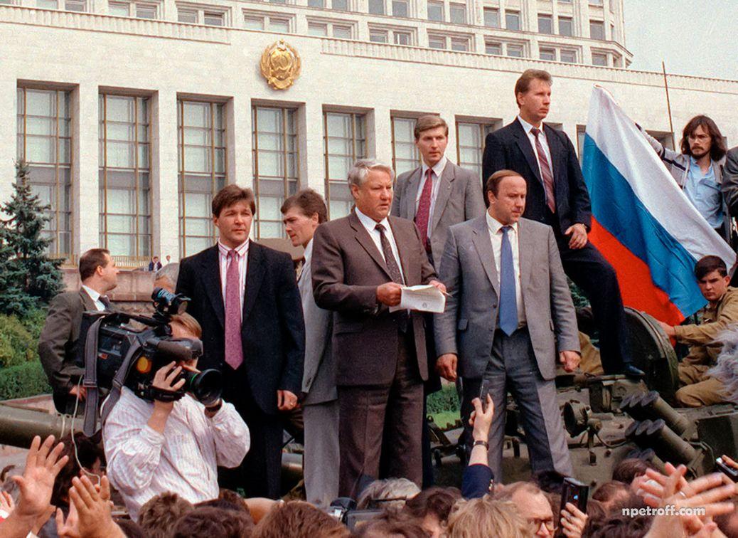 Виктор Золотов протестные акции цветные революции