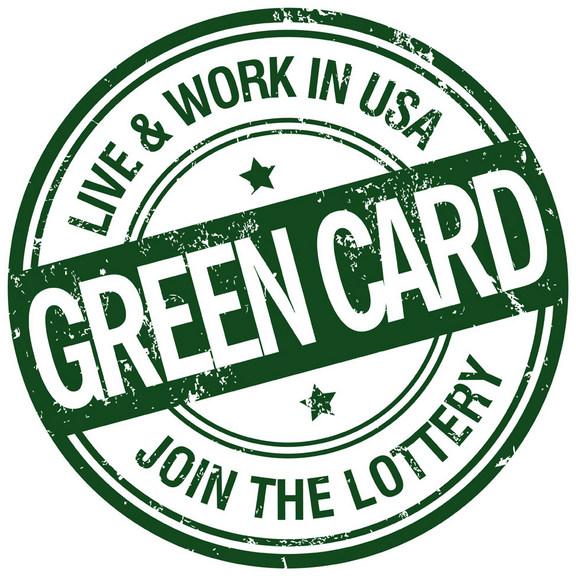 лотерея грин карта