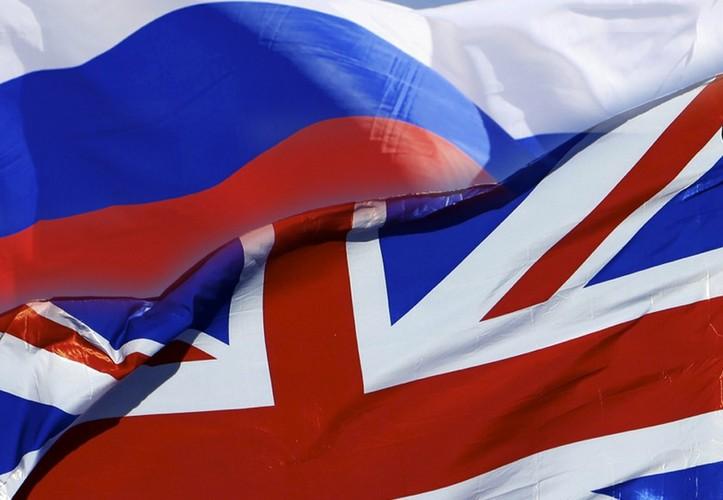Россия VS Великобритания: государственные расходы в год: