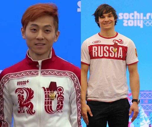 ПЯТЬ из оставшихся у сборной России ДЕСЯТИ золотых медалей на счету вот этих «россиян»