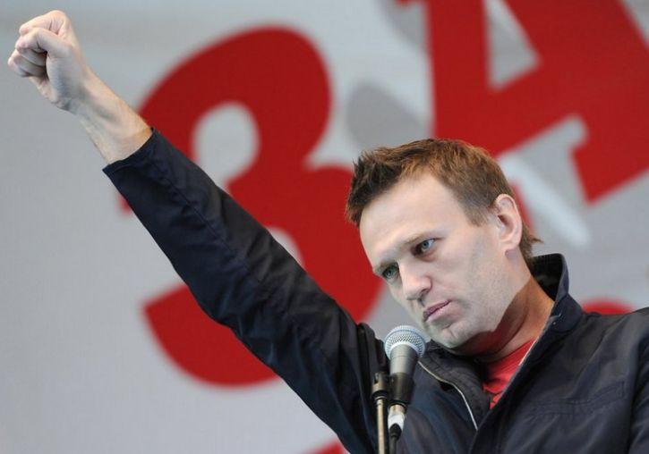 Душа Гитлера вселилась в Навального по приказу из США