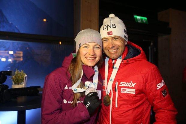 Бьёрндален заявил, что поедет на Олимпиаду в составе сборной Беларуси