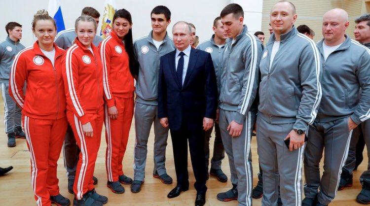 Настоящий рост Путина. Не кремлёвский фотограф