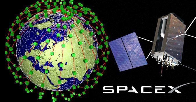 Илон Маск запускает на орбиту спутники, которые в будущем должны будут по всему миру раздавать бесплатный интернет