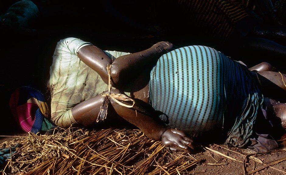 Самая массовая резня в истории Африки