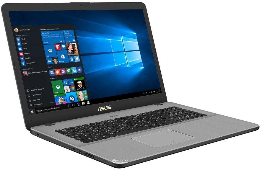 Обзор и особенности ноутбука ASUS VivoBook Pro 17 N705UD